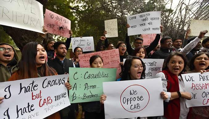 Cong, NCP, other parties set up front to protest CAA, NRC