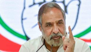 Anand Sharma: Demands all party meet on worsening situation in NE