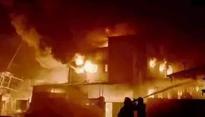 Six-month-old among 9 killed in fire in Delhis Kirari: Officials