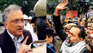 Historian Guha, scores of protesters detained in Karnataka