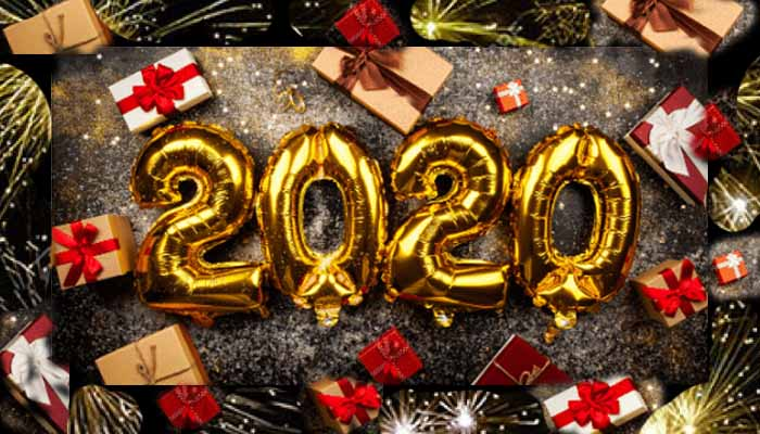 Happy New Year 2020 wishes, greetings, messages and quotes!