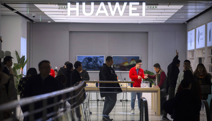Chinas tech giant Huawei moving its US research center to Canada