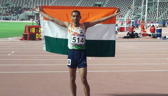Indian athletes win 4 medals in 1500m races of SAG