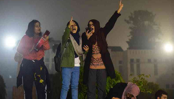 Now or never: Women take lead against police excesses at Jamia