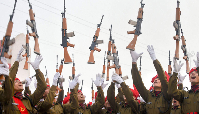 Over 400 youths from Jammu-Kashmir inducted into Army