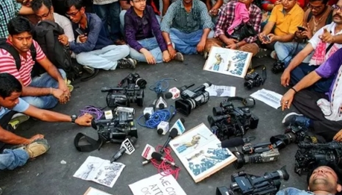 Almost 49 journalists have been murdered in 2019!!