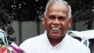 Manjhi to attend Sorens swearing-in, give Owaisi rally a miss