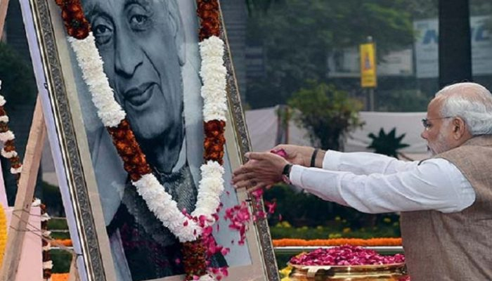 PM pays tributes to Sardar Patel on death anniversary
