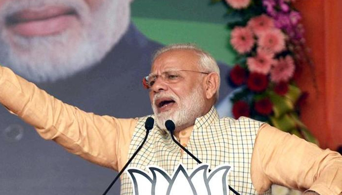 Cong raising storm over citizenship law: PM Modi in Jharkhand