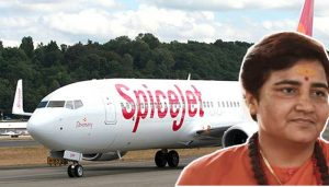 Pragya, on wheelchair, didn't move to non-emergency row: SpiceJet