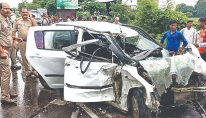 BJP MLAs nephew, 4 others killed in road accident in Jkhand