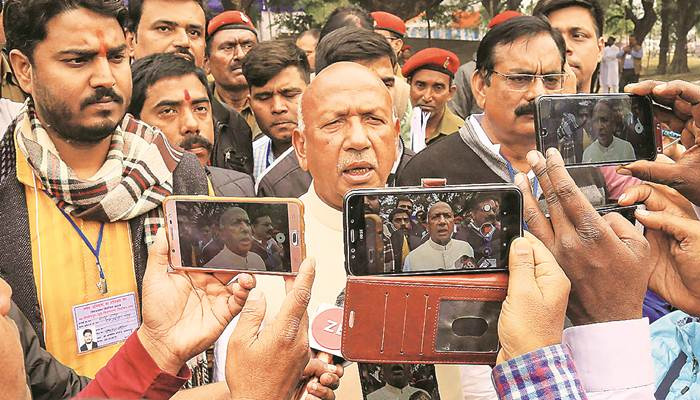 Saryu Roy second leader to defeat incumbent CM in Jkhand