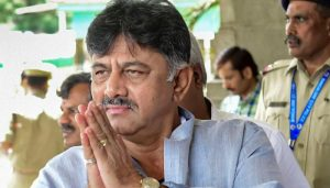 Shivakumar warns Karna CM of action over allotment of medical college