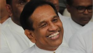 Sri Lanka ex-minister arrested for news conference gets bail