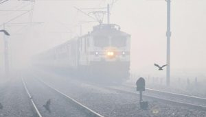 Delhi shivers with 5.7 degrees Celsius on Tuesday