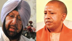 Punjab CM asks Yogi to review case registered against 55 Sikhs in UP