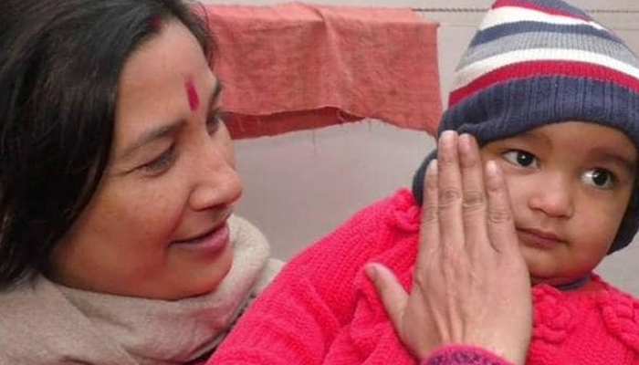 UP: Activist reunited with baby after court gives her, husband, 56 others bail