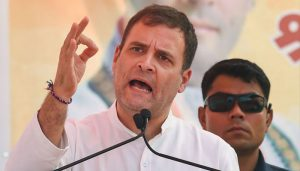 Anyone who opposes BJP's agenda of hate is dubbed as urban naxal: Rahul Gandhi