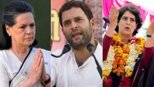 Delhi polls: Sonia, Rahul, Priyanka among star campaigners for Congress