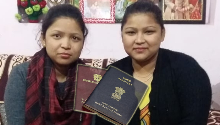 Passport to Nepali-looking sisters rejected over their Nepali appearance