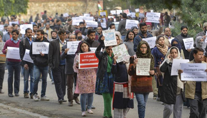 IIT-K launches inquiry into students reciting Faiz in solidarity with Jamia