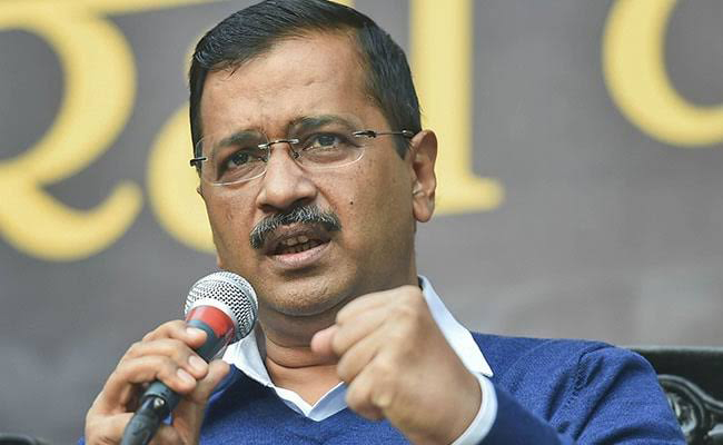 I faced many difficulties and BJP calling me terrorist: Kejriwal