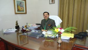 Resignation of Allahabad University VC accepted: HRD Min