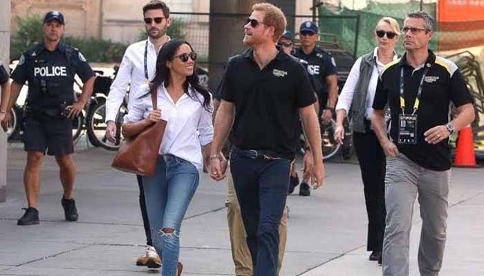 Harry and Meghan security costs to burden Canadas tax-payers