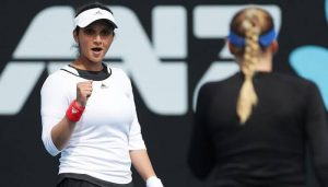 Title for Sania Mirza on International comeback in Hobart