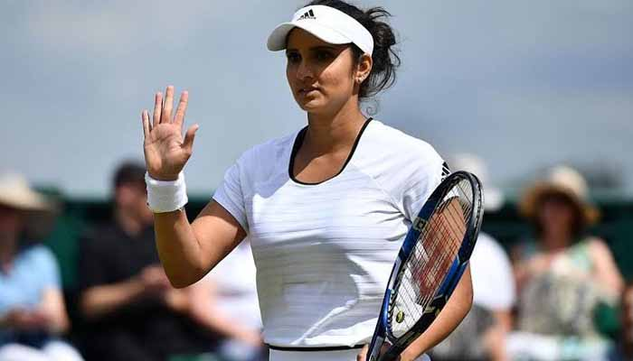 Sania enters womens doubles QFs of Hobart International