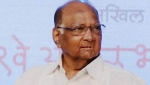 Sharad Pawar's security at Delhi home 'withdrawn' by Centre: NCP