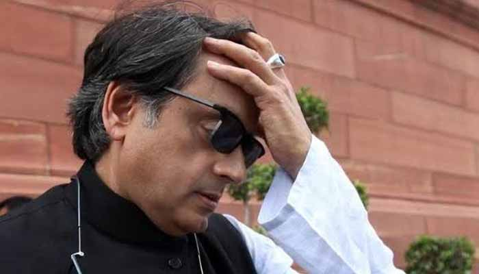 Tharoor apologises for power without responsibility remark on Kejriwal