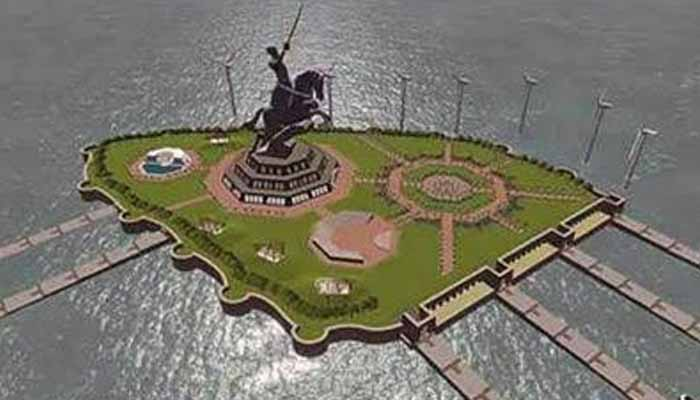 Shivaji memorial should be on land, not in sea: Maratha outfit demands