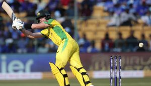 Smith powers Australia to set 287-run target vs India