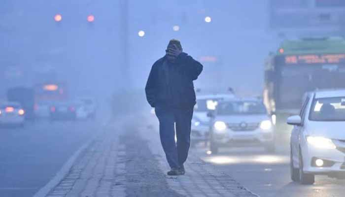 Cold wave conditions, dense fog at isolated places in Uttar Pradesh