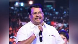 Sulking Congress minister takes charge in Maharashtra