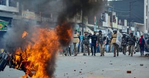 Two dead in protest against CAA-NRC in Bengal's Murshidabad