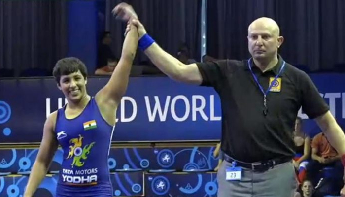 Vinesh to fight for gold, Anshu settles for silver in Rome