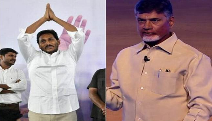 A tumultuous 2019 for AP sees rise of Jagan, fall of Chandrababu