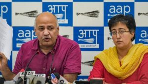 Atishi among three members tasked with preparing AAP manifesto
