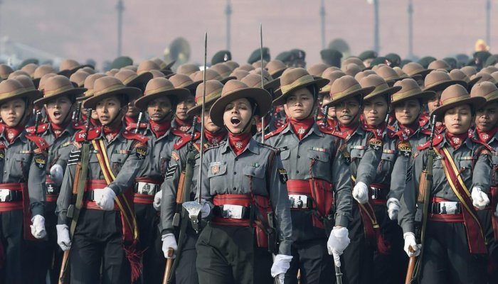 Capt Tania Shergill to become 1st woman parade adjutant for Republic Day