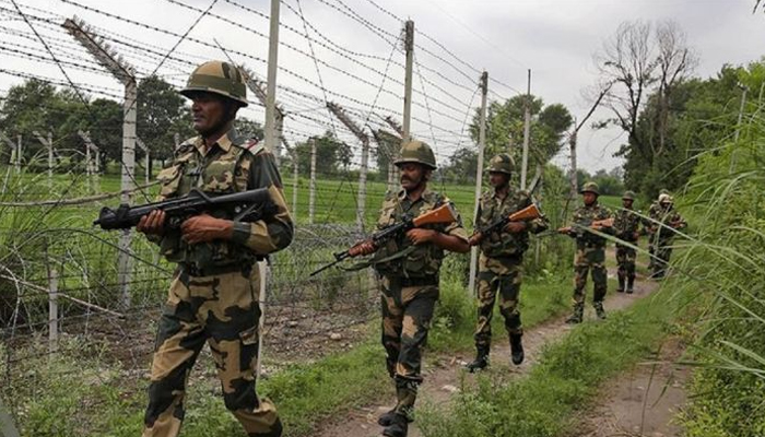 Pak shells border areas in Poonch, first ceasefire violation of 2020