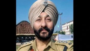 Reports claiming Davinder Singh awarded gallantry medal fake: J-K Police
