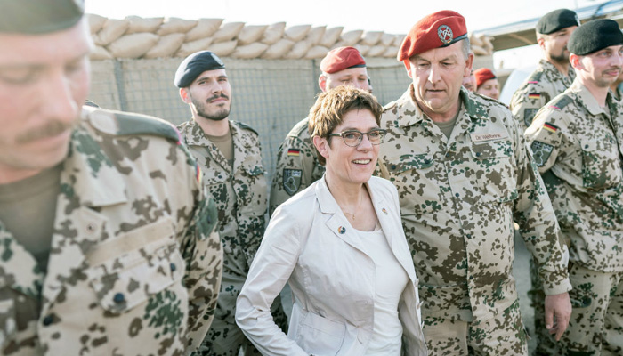 Germany to withdraw some of its troops from Iraq: Defence ministry