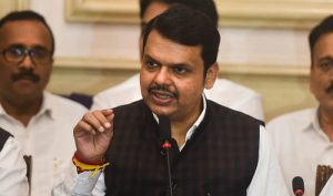 Revoke Action against Yogesh Soman: Fadnavis to Maharashtra CM