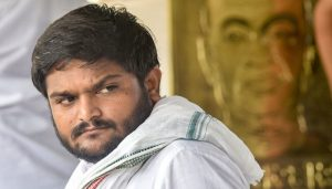 Hardik Patel held in 2017 case as soon as he walks out of jail