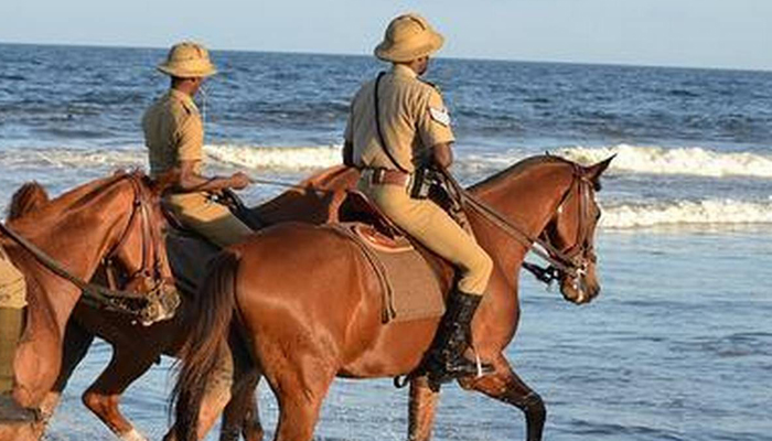 Mumbai to get mounted police unit after eight decades