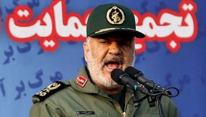 Iranian Revolutionary Guards threaten to attack US, allies