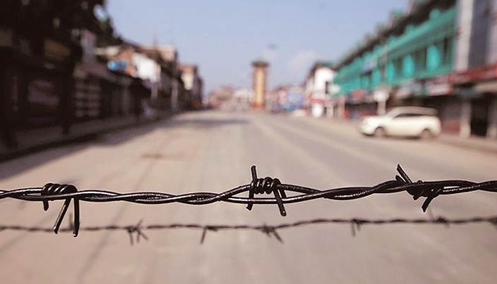 Broadband services lifted partially in J&K institutions