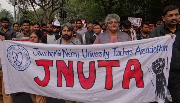 We dont feel secure, atmosphere not conducive for academic acts: JNUTA